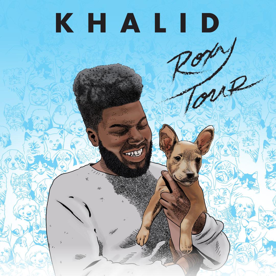 KHALID Roxy Tour
