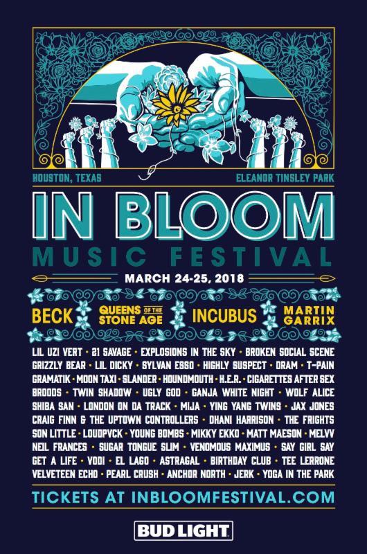 In Bloom Music Festival