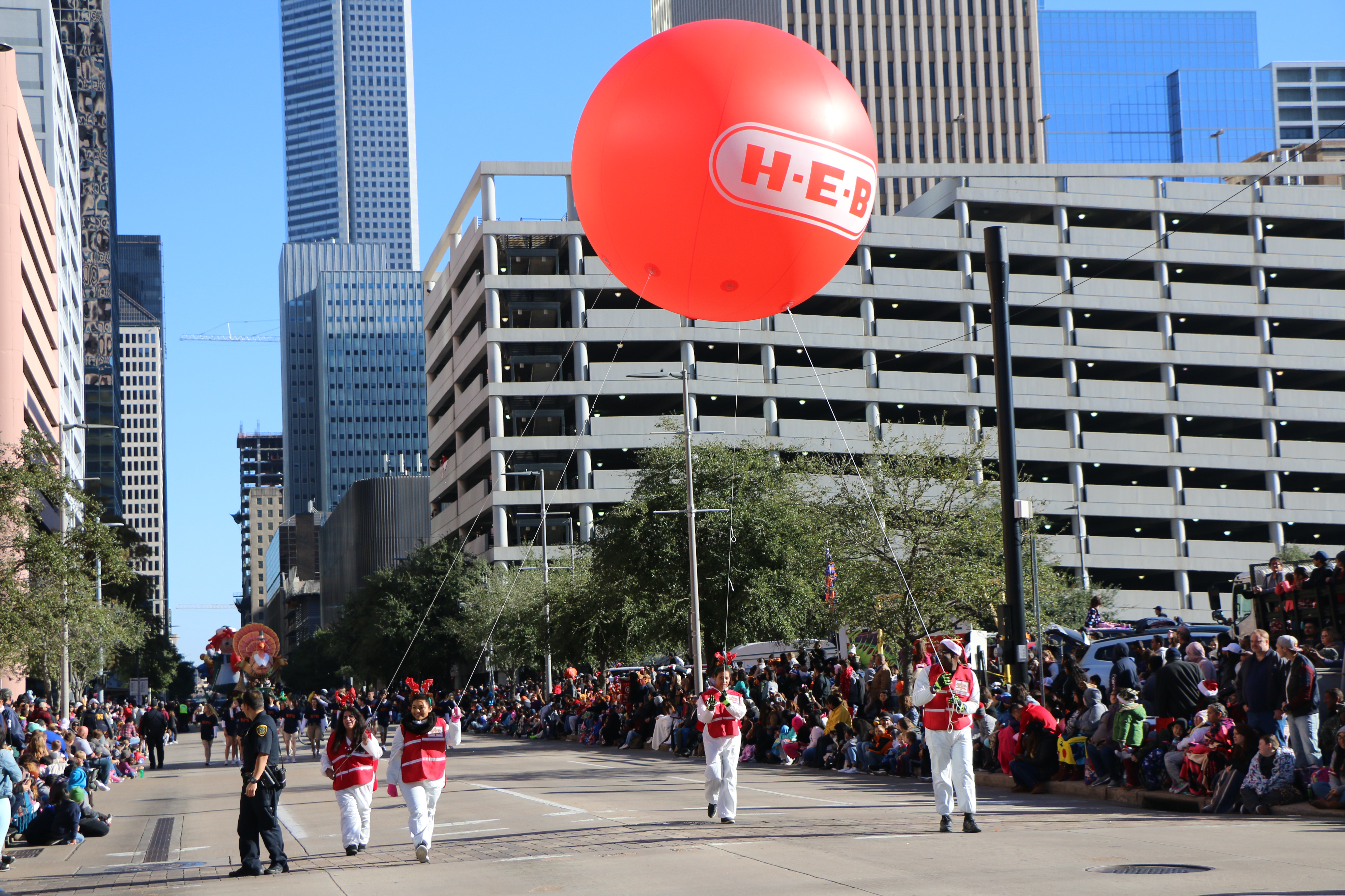 HEB Thanksgiving Day Parade 2017