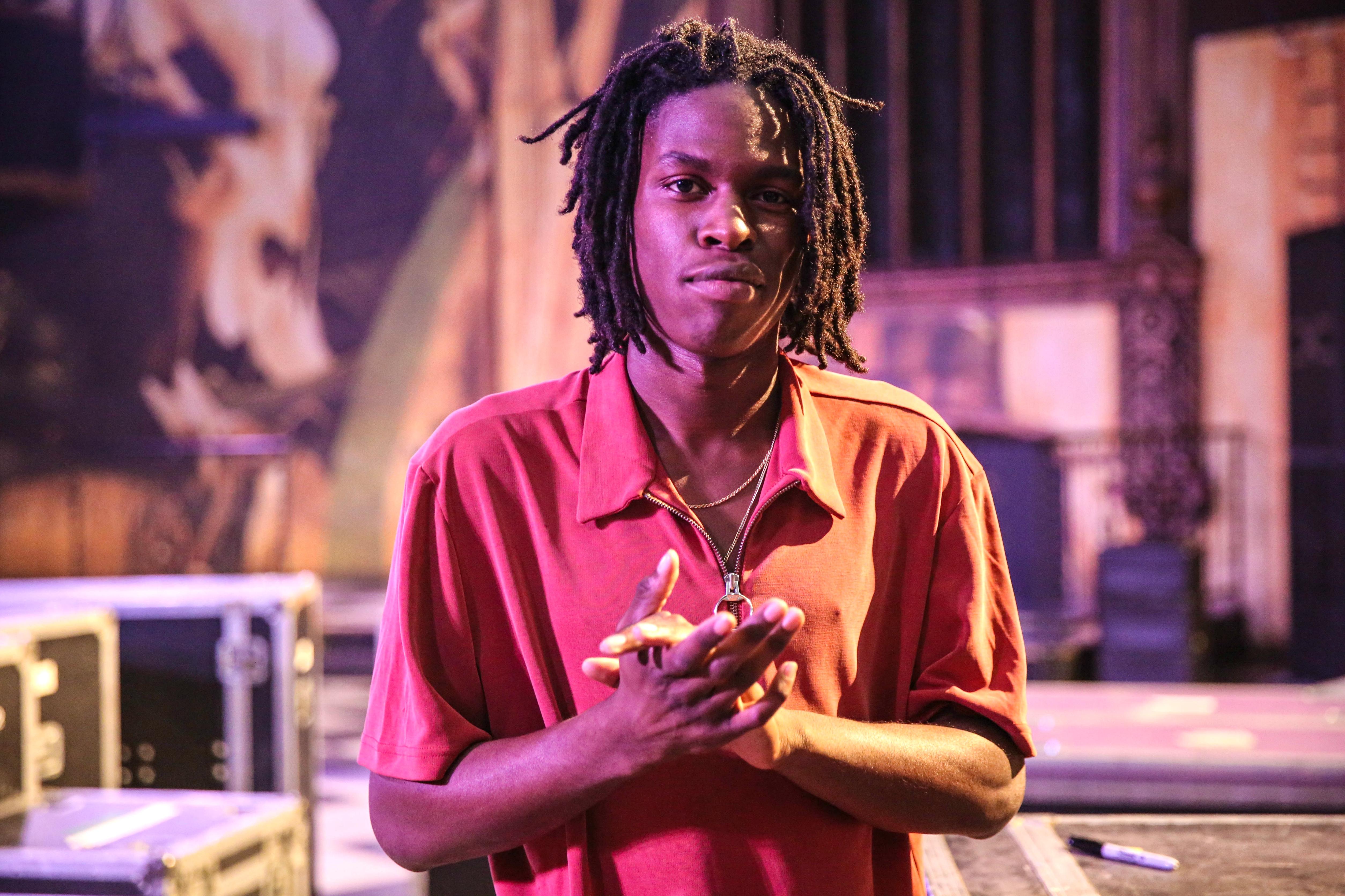 Daniel Caesar Performs At Fonda Theatre