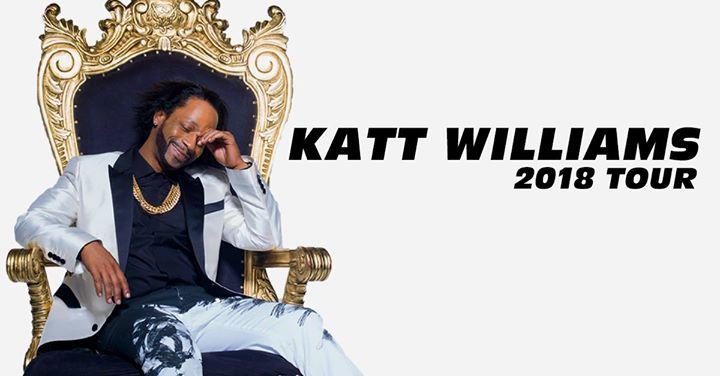 2018 Katt Williams Live at NRG Arena