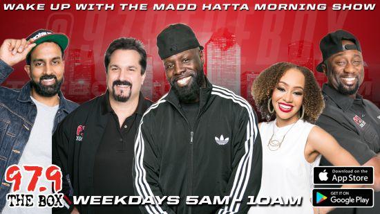 Madd Hatta Morning Show