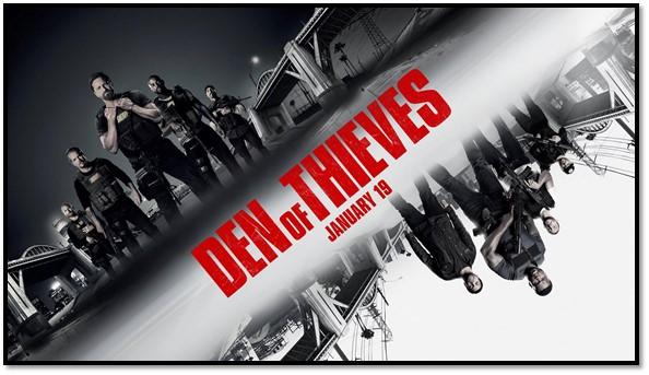 2018 Den of Thieves Movie