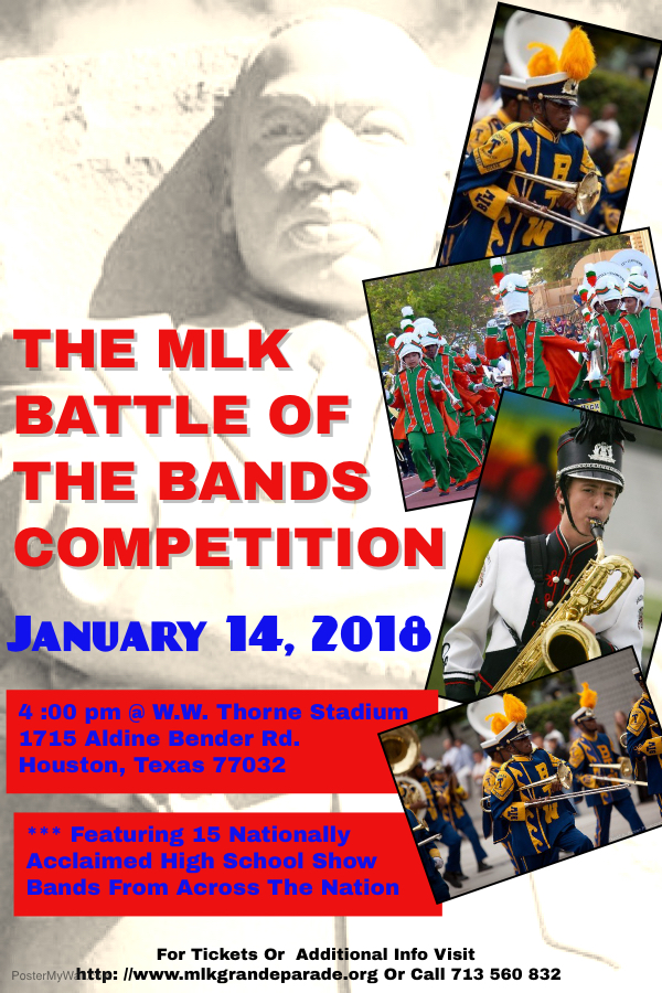 The MLK Battle of the Bands Competition