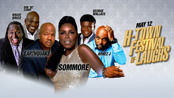 H-Town Festival of Laughs