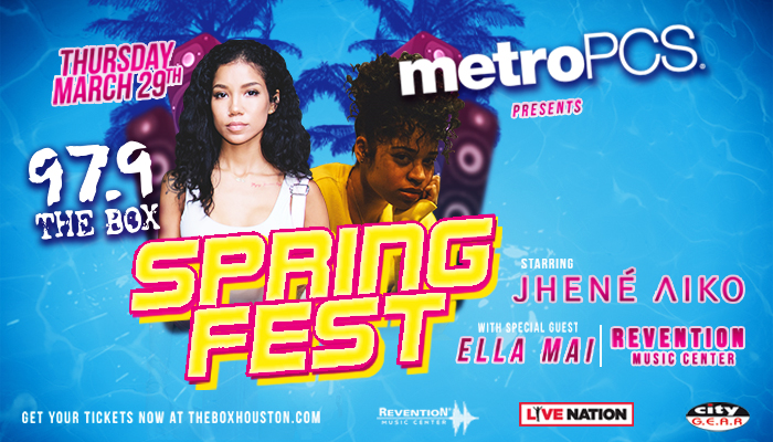 MetroPCS Spring Fest Jhene Aiko Ella Mai