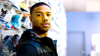 Michael B. Jordan Sneaker Shopping with Complex
