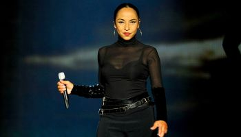 Sade Performs At O2 Arena In London