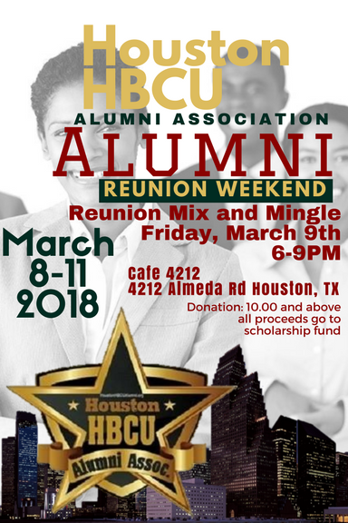 Houston HBCU Alumni Weekend