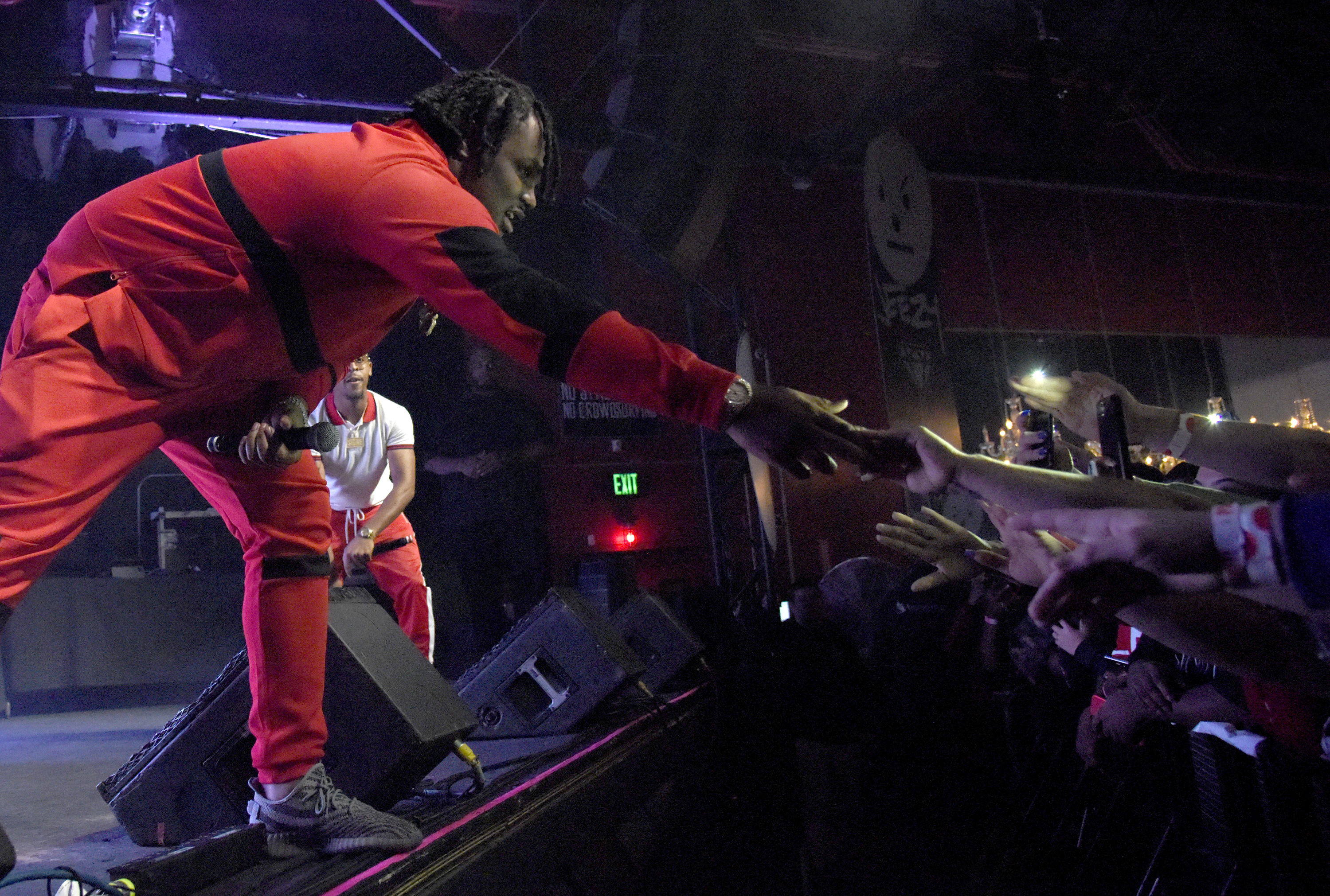 Jeezy Performs At Ace Of Spades