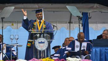 2015 Howard University Commencement Ceremony