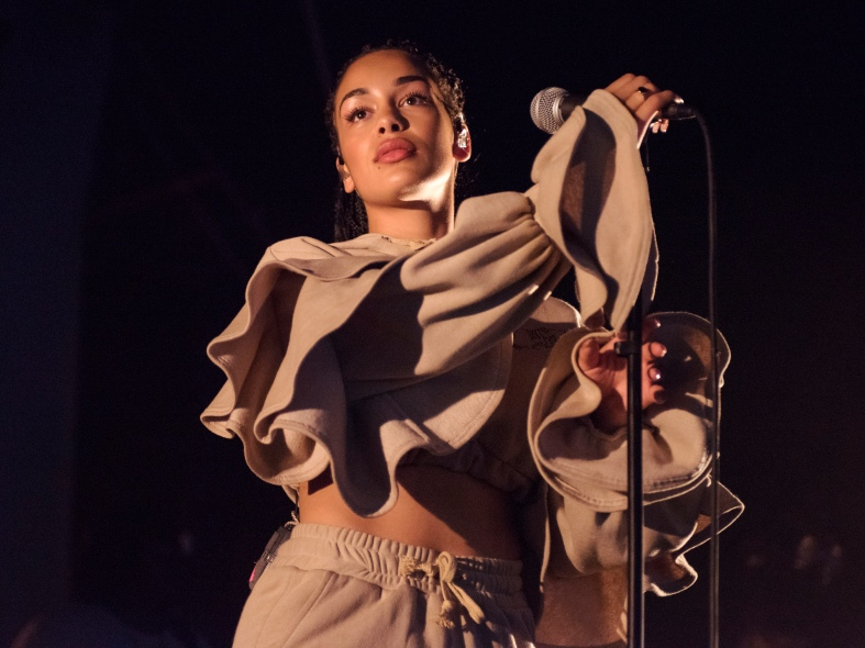 Jorja Smith Performs At Electric Brixton