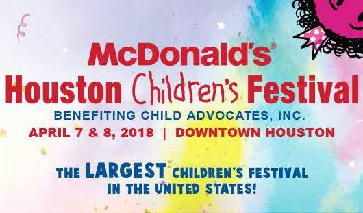 2018 McDonald's Houston Children's Festival
