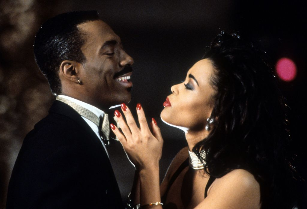 Eddie Murphy And Robin Givens In 'Boomerang'