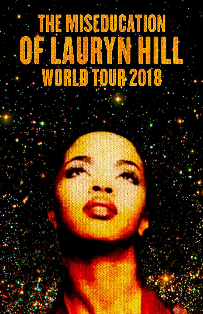 The Miseducation of Lauryn Hill Tour