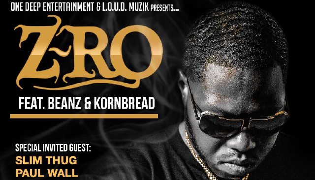 Z-Ro Unplugged Concert