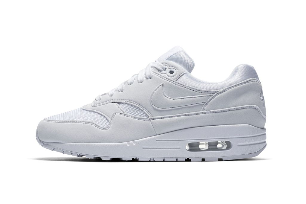 Nike Air Max 1 WMNS Triple White