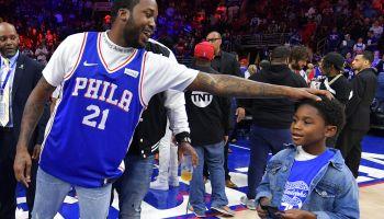 Miami Heat v Philadelphia 76ers - Game Five