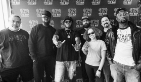 Z-Ro and the Madd Hatta Morning Show