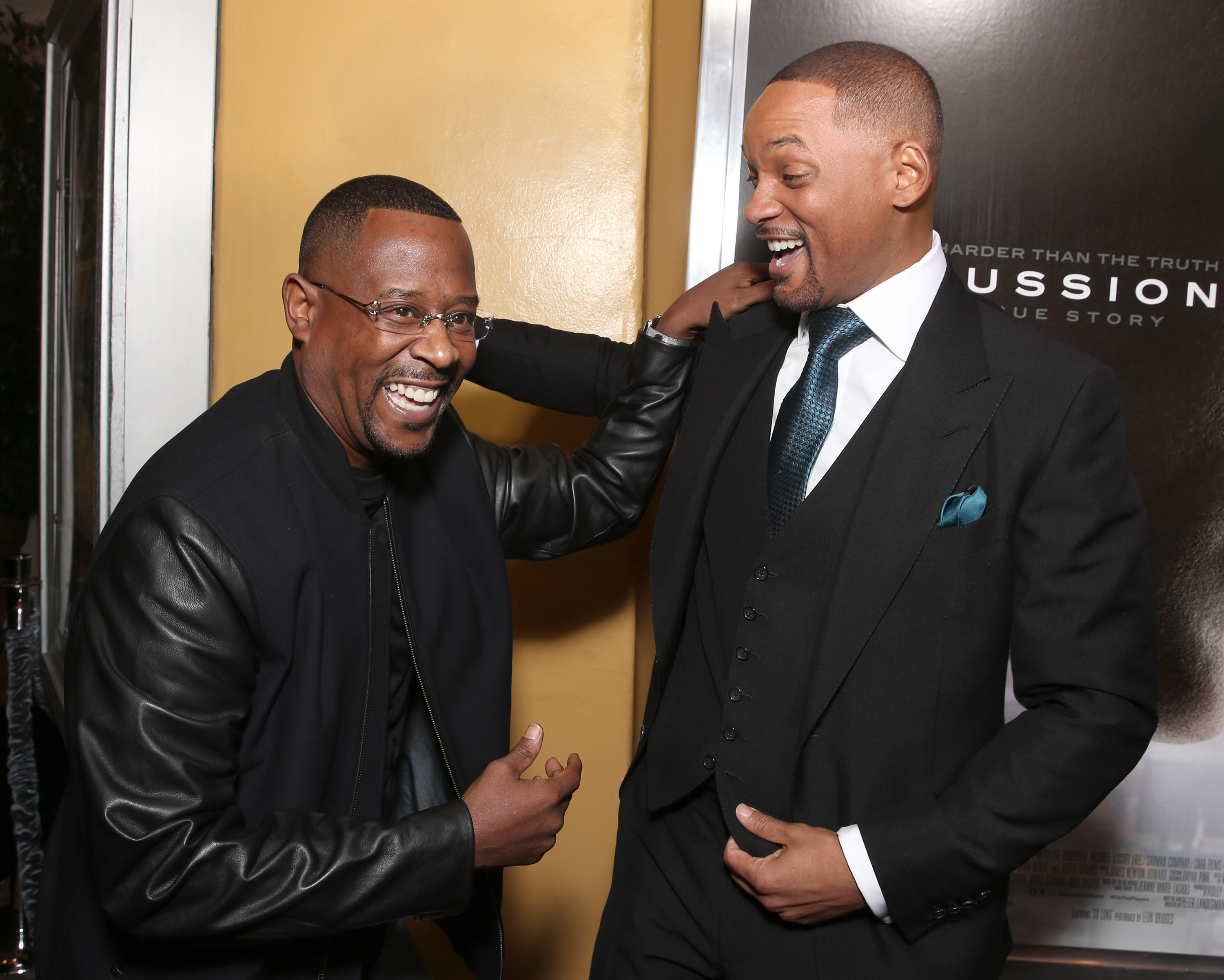 Screening Of Columbia Pictures' 'Concussion' - Red Carpet