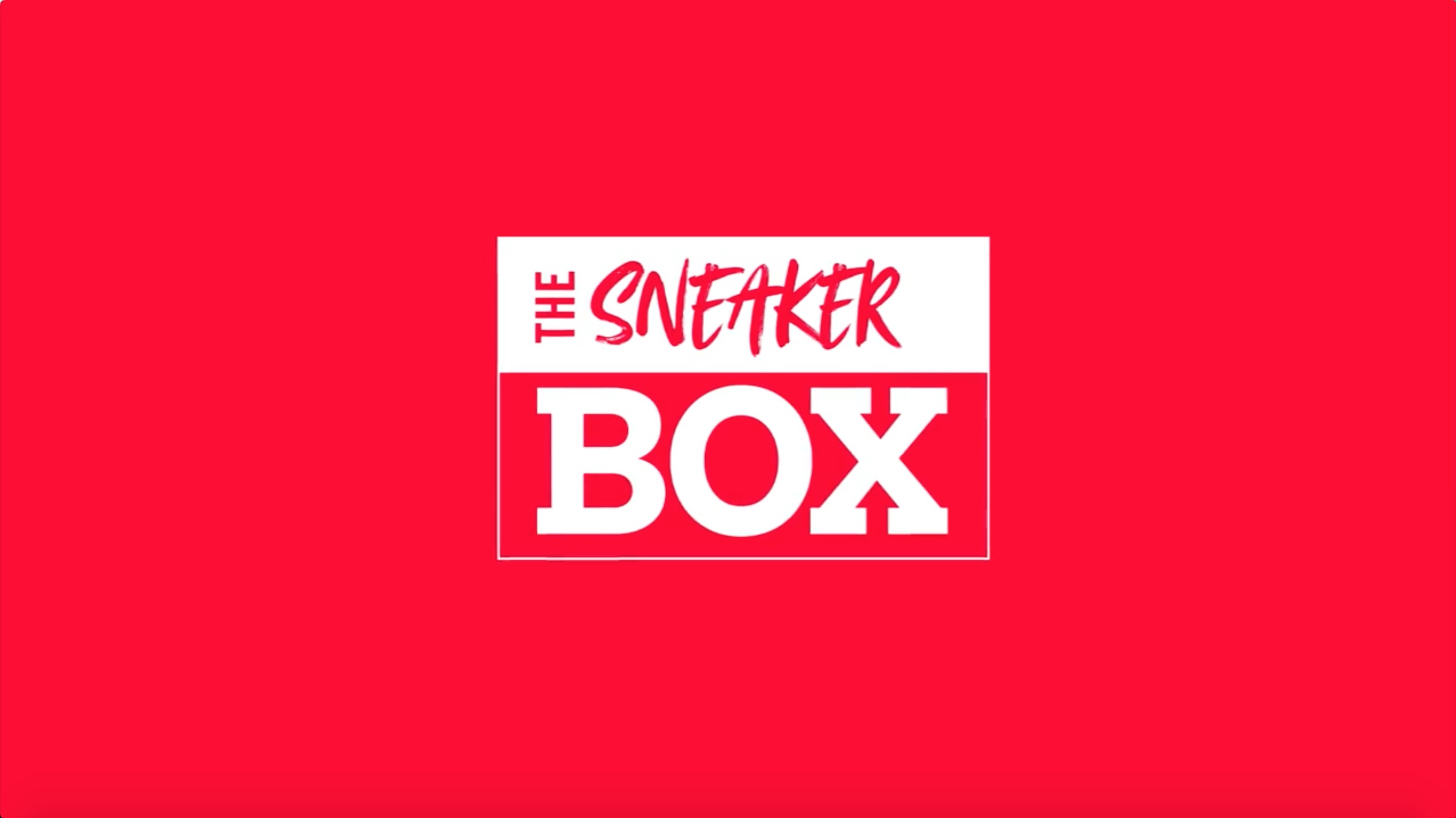 The Sneakerbox Logo