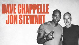 Dave Chappelle Jon Stewart Joint Comedy Tour
