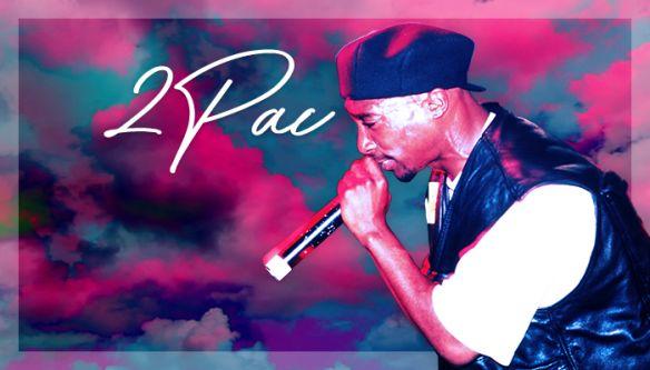 Black Music Month - Tupac Shakur
