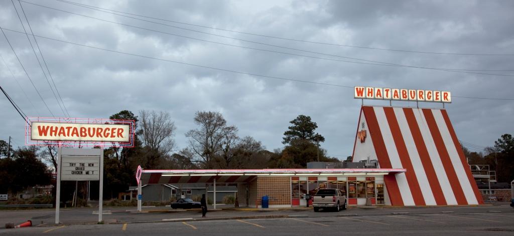 Whataburger, Mobile, Alabama