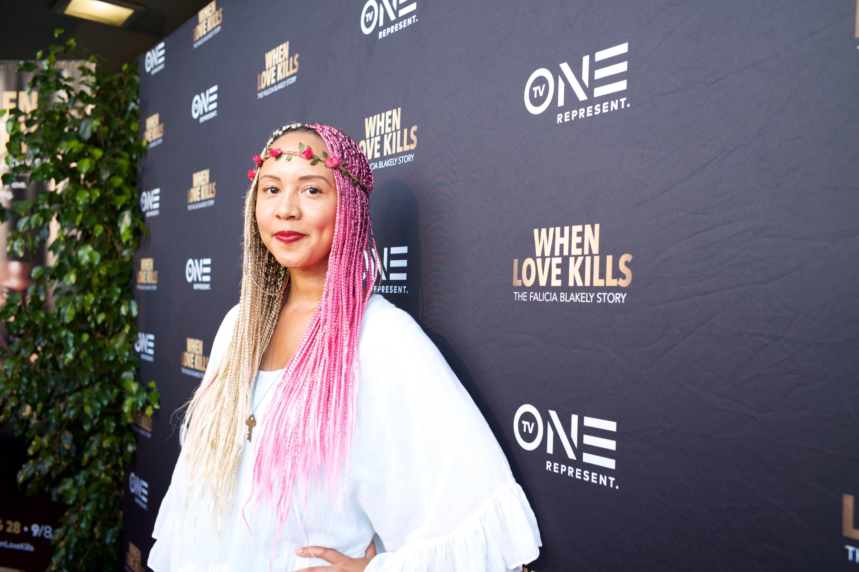Premiere Of TV One's 'When Love Kills' - Arrivals