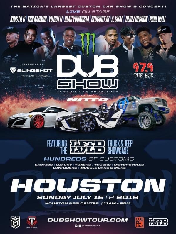 Dub Car Show 2018