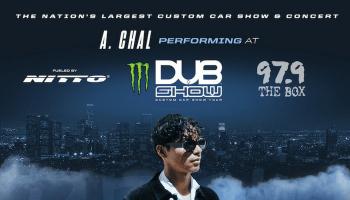 A.CHAL Dub Car Show 2018