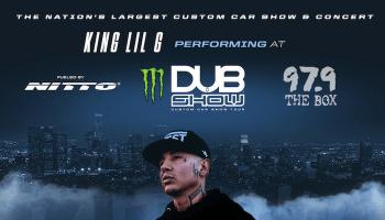 King Lil G Dub Car Show 2018