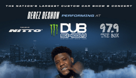 Derez De'Shon Dub Car Show 2018