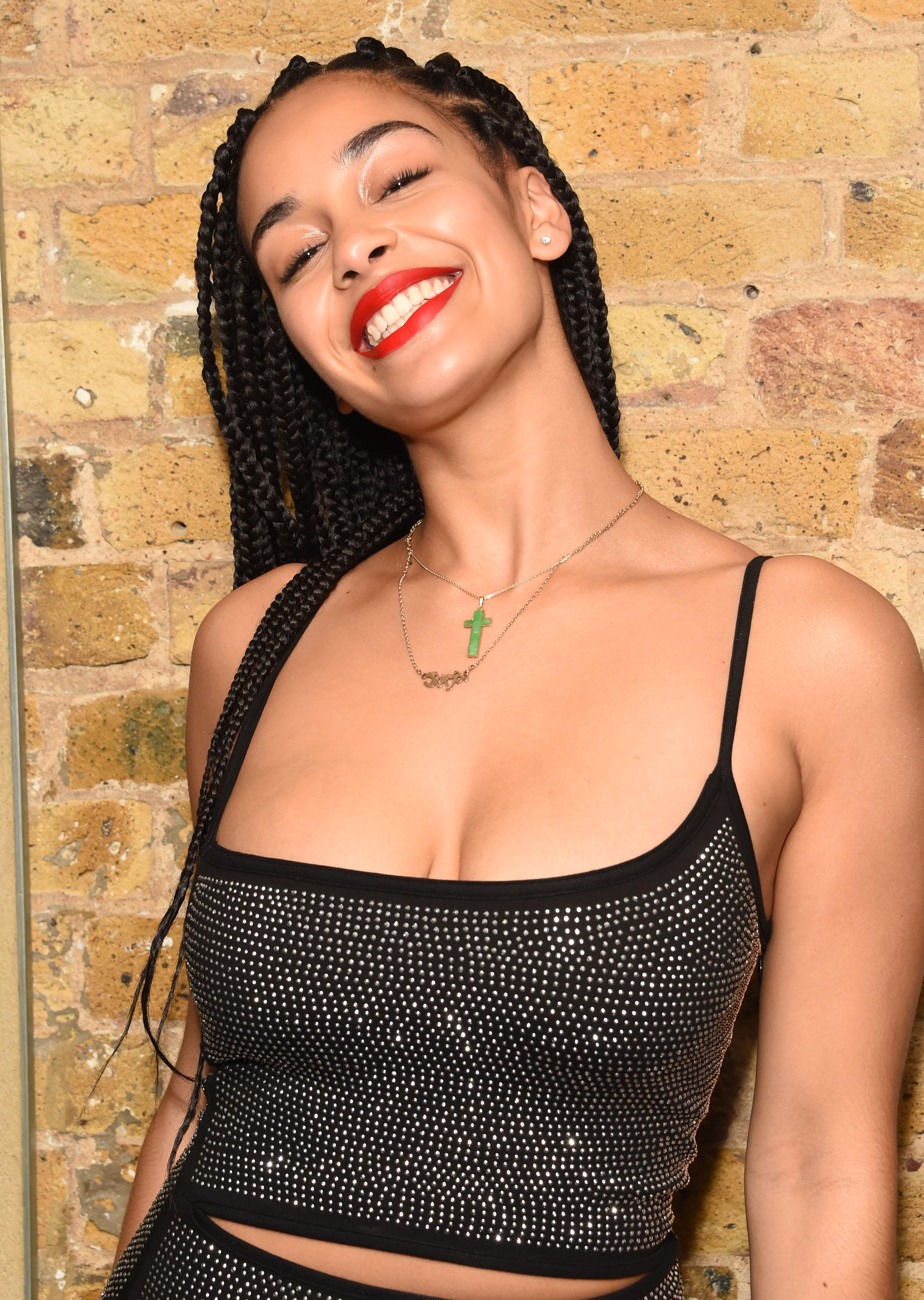 Jorja Smith 'Lost & Found' Album Listening Party
