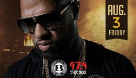 Slim Thug 20th Anniversary Concert Flyer