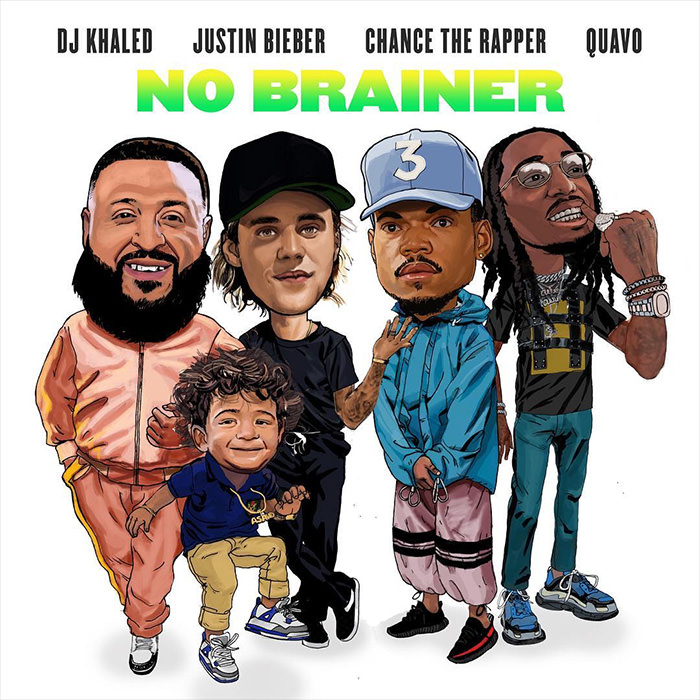 DJ Khaled No Brainer