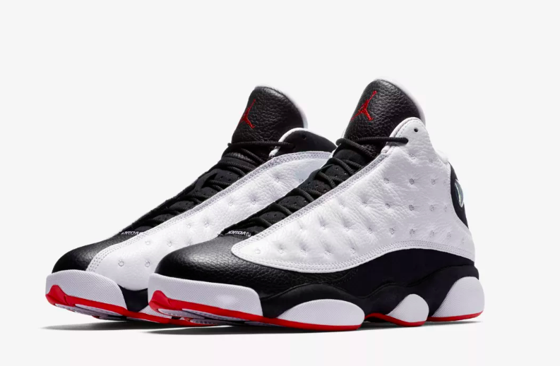 "in stock e8d2e 8fbf1 SNEAKERBOX: Air Jordan 13 ""He Got Game"" Release Date 