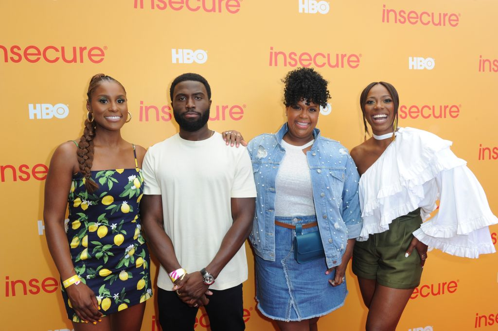 HBOs Insecure Block Party