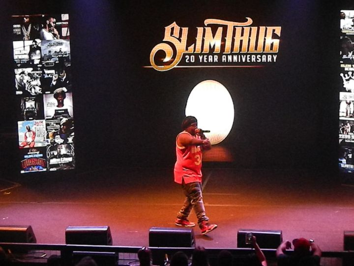 Slim Thug 20th Anniversay