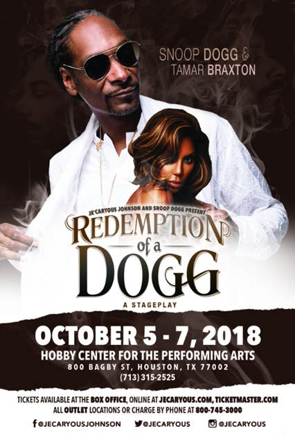 Redemption of Dogg Press Flyer