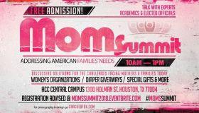 Mom Summit Addressing American Families Needs