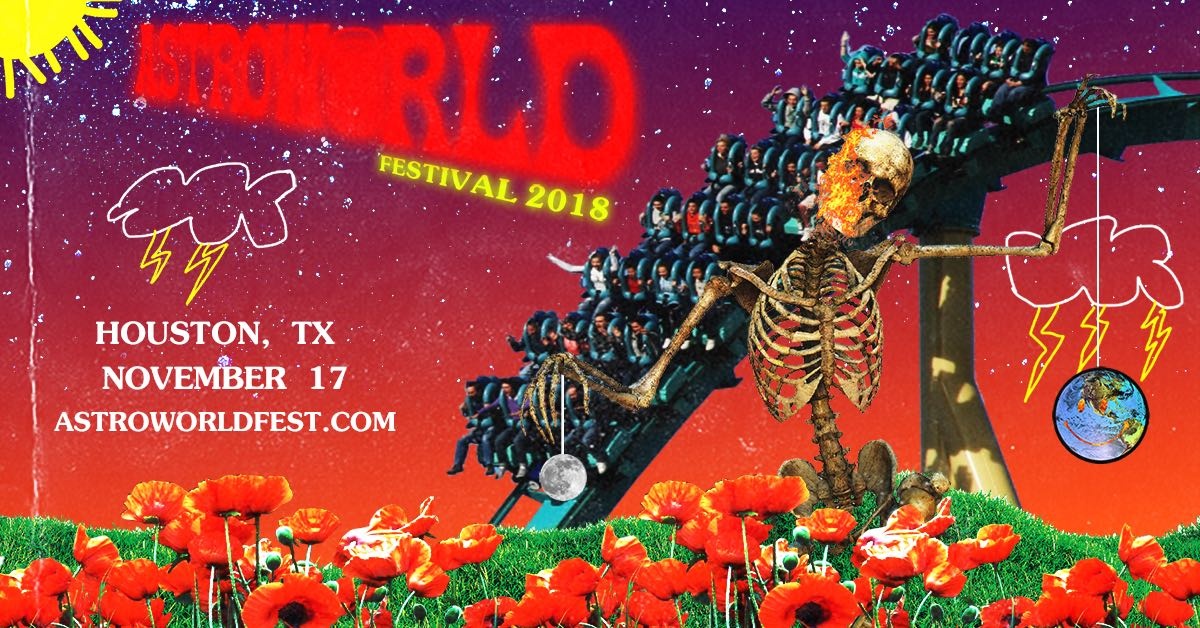 026ec892d30a Travis Scott Announces One-Day Only Astroworld Fest In Houston ...