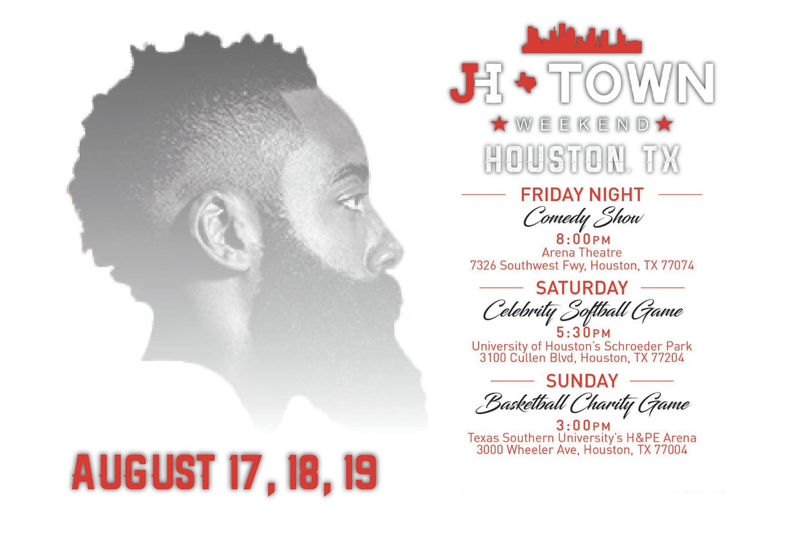 JH-Town Weekend 2018