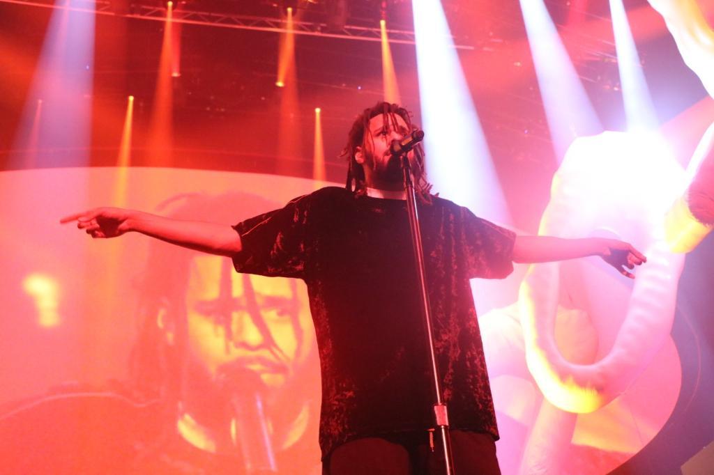 J.Cole - KOD Tour Houston