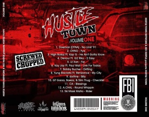 HustleTown Mixtape