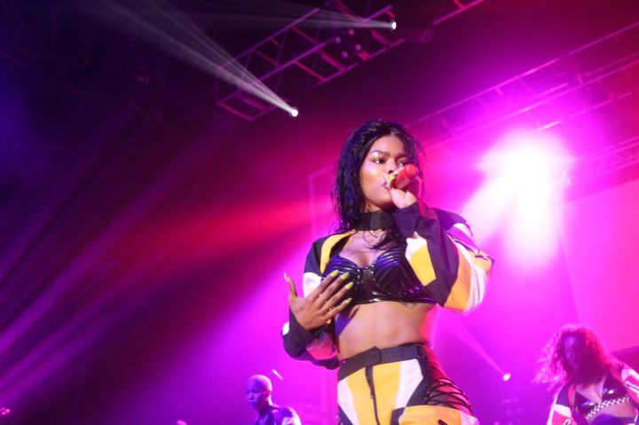 Teyana Taylor – Break The Internet