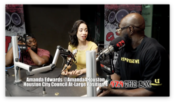 Amanda Edwards x The Madd Hatta Morning Show