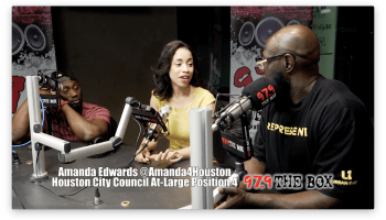 Amanda Edwards x The Madd Hatta Morning Show