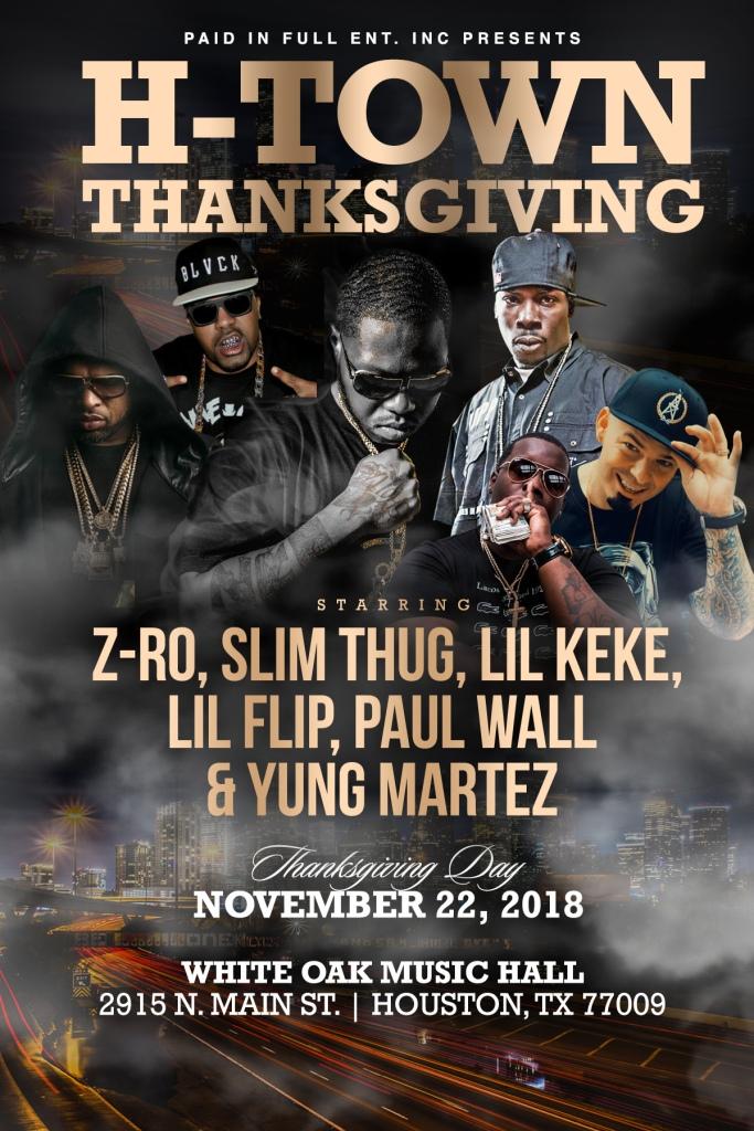 H-Town Thanksgiving