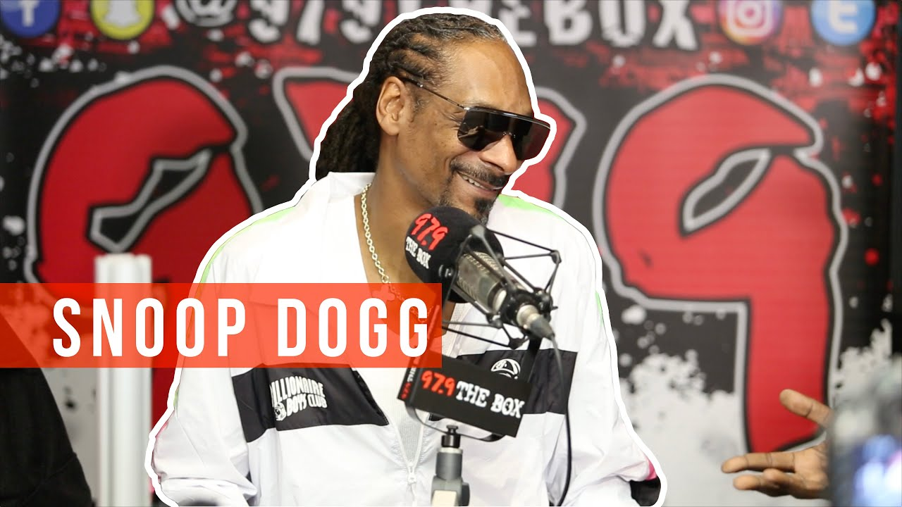 Snoop Dogg 97.9